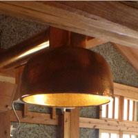 銅 手作り 換気扇 銅イオン