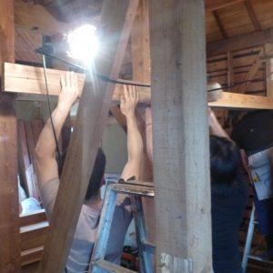 木の家 改修