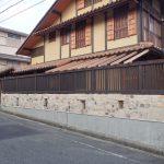 木の家 パーゴラ