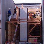 木の家 建て方