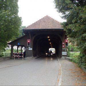 アンデルフィンゲン 橋 木